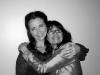 Fionnuala with Monica Hoyt