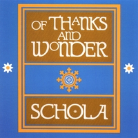 Of Thanks and Wonder (1984)