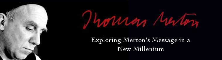 Thomas Merton banner